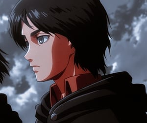 aot and eren image