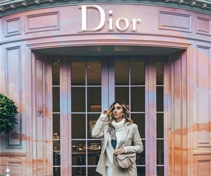 aesthetic, dior, and city image