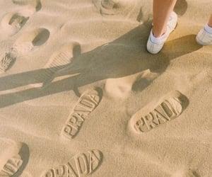 beach and Prada image