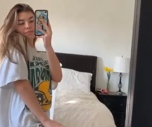 bedroom, fashion, and girls image