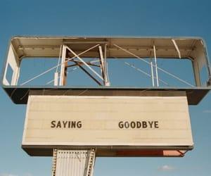 aesthetic, vintage, and goodbye image