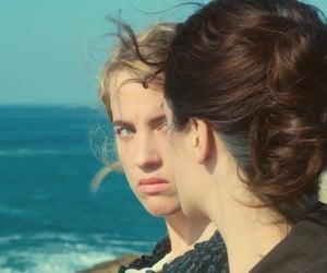 film, lesbian, and portrait image