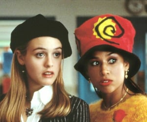 alicia silverstone, best friend, and bff image