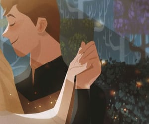 aurora, disney, and prince image