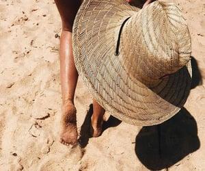 accessories, bikini, and beach girl image