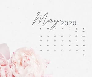 background, pretty, and calendar image