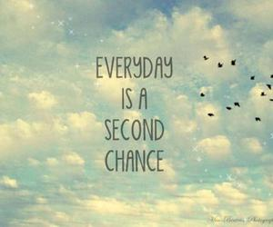 quotes, chance, and everyday image