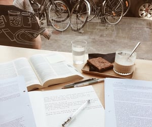 cafe, city life, and school image