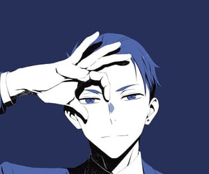 anime, handsome, and fugou kenji image