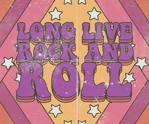 rock, vintage, and hippie image