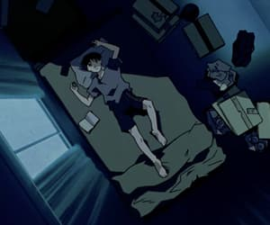 90s, anime, and Neon Genesis Evangelion image