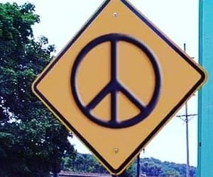 70s, peace, and vintage image