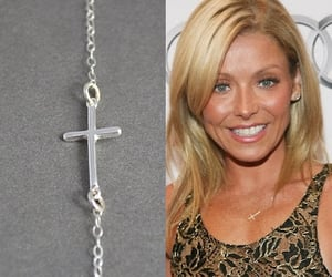 cross, sterling silver, and cross necklace image