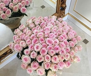 rose and flowers image