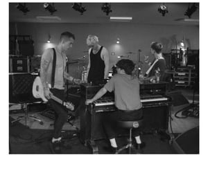 the vamps, james mcvey, and connor ball image