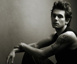 john mayer, tattoo, and sexy image