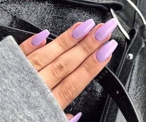 nails, nailart, and beauty image