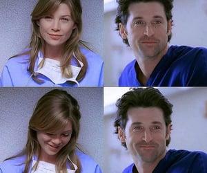 blue, derek, and doctor image