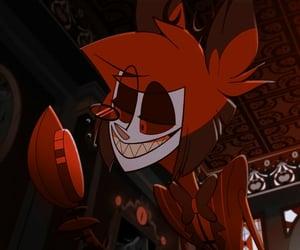 demon, hell, and alastor image