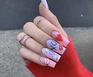 acrylics and nails image