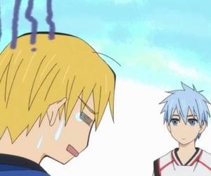 Basketball, tetsuya, and kise ryota image