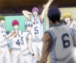 atsushi, seijuro, and kurokos basketball image