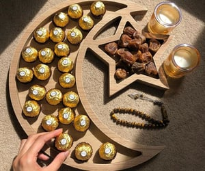 chocolate, Ramadan, and ferrero image
