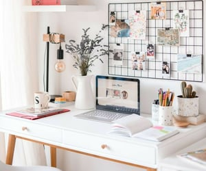 home office, ideas, and room image