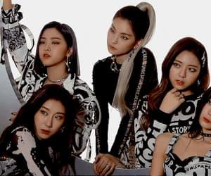gif, shin ryujin, and lee chaeryeong image