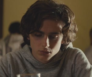 beautiful boy, timothee chalamet, and Hot image