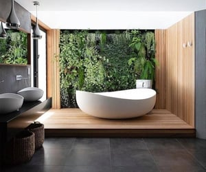 bathroom, interior, and aesthetics image