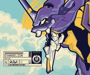 evangelion, Neon Genesis Evangelion, and ikari shinji image