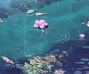 anime, kotonoha no niwa, and gif image