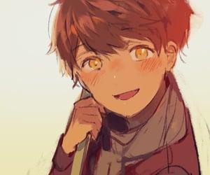anime, BAM, and anime boy image