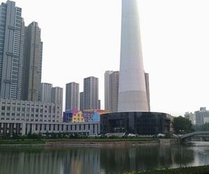 china, city, and river image