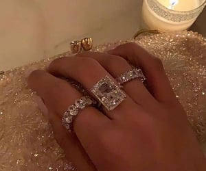 diamond, rings, and accessories image
