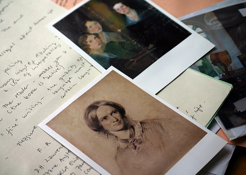 article, jane eyre, and theory image