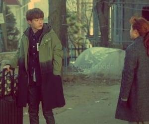 actor, kim go eun, and seo kong jon image