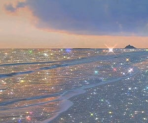 aesthetic, glitter, and sparkle image