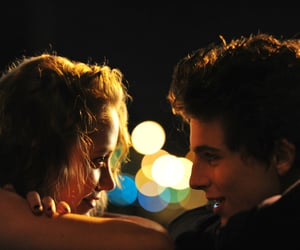 hot summer nights, couple, and timothee chalamet image