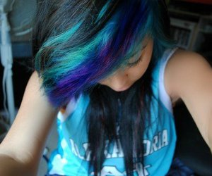 girl, hair, and f4lconpunch image