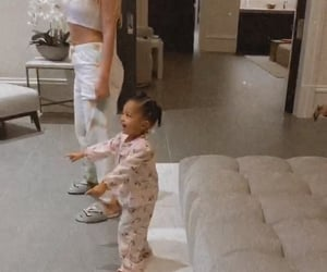 cute baby and stormi image