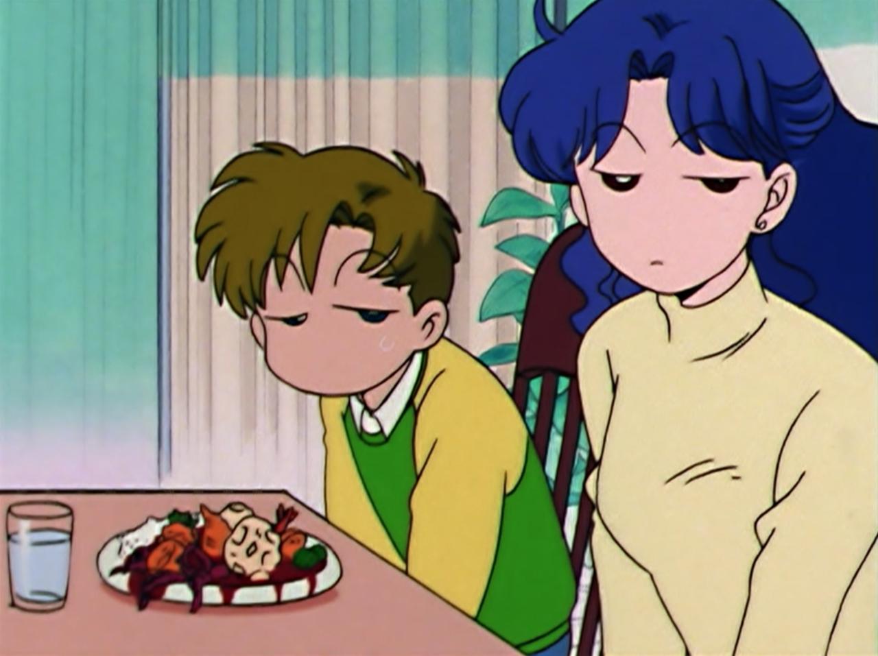 sailor moon, 90s anime, and shingo tsukino image