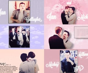 aesthetic, shameless, and mickey milkovich image