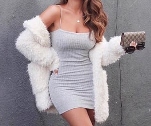 fashion, dress, and outfits image