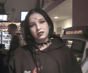 alternative, emo, and goth gf image