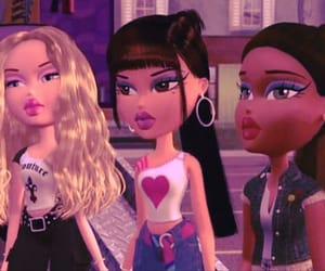 bratz and reaction image