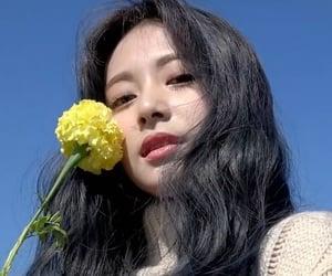 beauty, twice, and chou tzuyu image