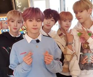 bic, minjae, and kpop boys image