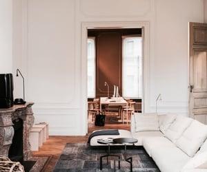 apartment, home, and interior design image